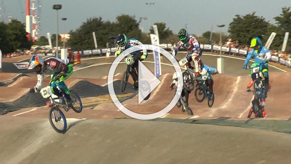 Videos championnats de France BMX Massy 2015
