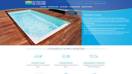 Les piscines de l'Olympe Montélimar